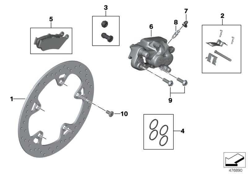 Bremsscheibe hinten   (34218526568)