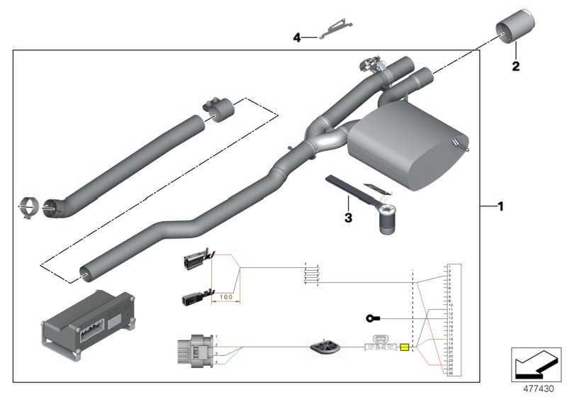 Klappenschalldämpfer System JCW PRO MINI  (18302407322)