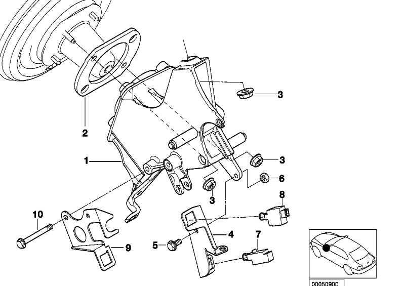 Modul Kupplungsschalter  1er 2er 3er 4er 5er 6er X1 X3 X5 Z4 MINI  (61319231129)