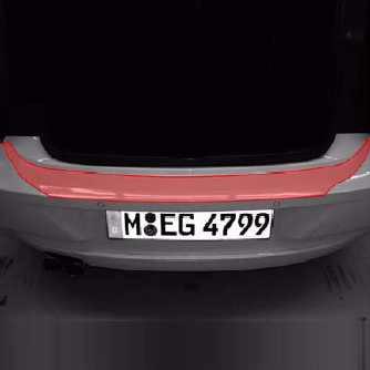 BMW Ladekanten-Schutzfolie transparent 1er F20 F21