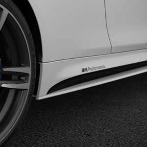 BMW M Performance Folien Seitenschweller M4 F82 F83