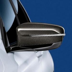 BMW M Performance Außenspiegelkappen carbon 7er G11 G12