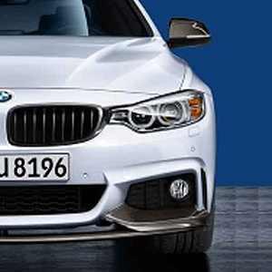 BMW M Performance Frontsplitter Carbon 4er F32 F36