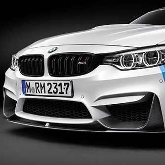 BMW M Performance Frontaufsatz Carbon M3 F80 M4 F82 F83