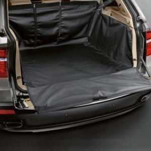 BMW Laderaumschutzdecke X5 E70