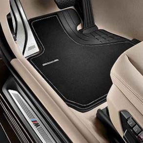 BMW Fußmatten Textil hinten BMW 4er F33 M4 F83