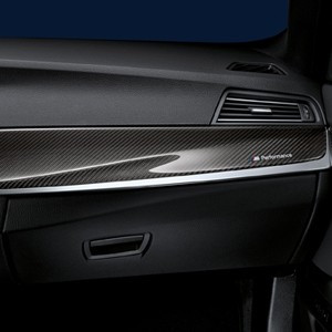 BMW M Performance Interieurleisten Carbon 5er M F10
