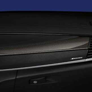 BMW M Performance Interieurleisten Carbon X6 F16 F86