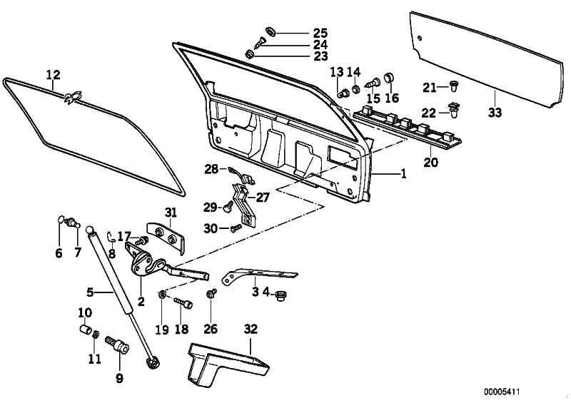 Kugelschraube ISA M8          5er  (51248149382)