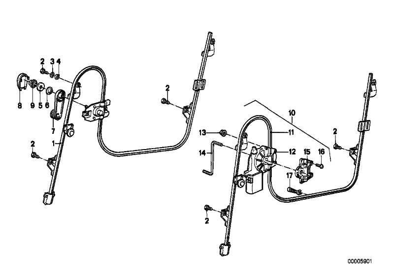 Flachmotor links  3er  (51331386987)