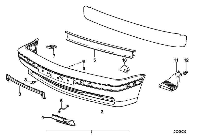 Verkleidung M TECHNIC       5er  (51112231634)