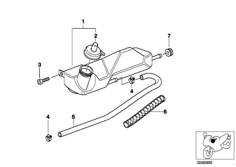 Schraube Innentorx M6X20 5er 6er 7er X3 X4 X5 X6 Z4  (07129903979)