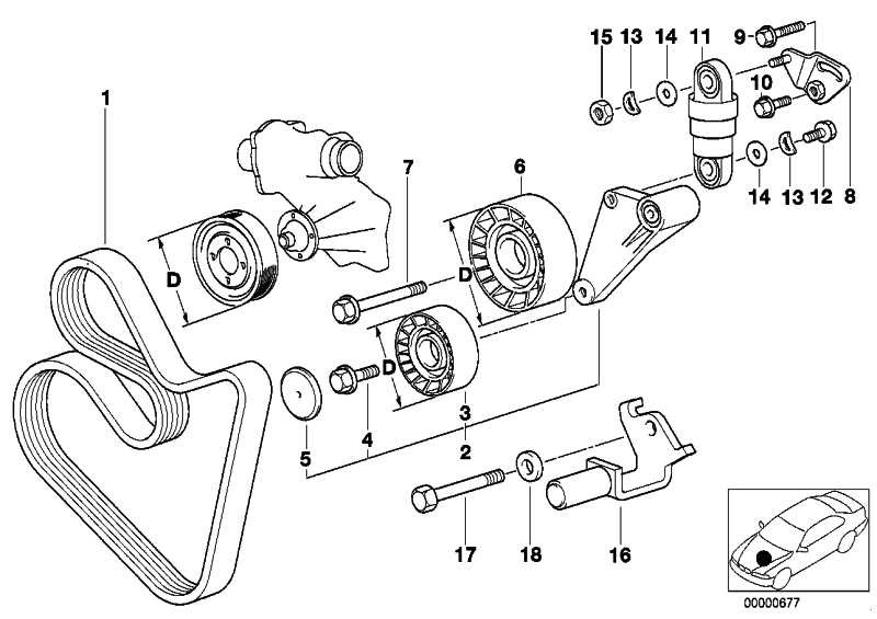 Sechskantschraube mit Scheibe M8X25-Z1 3er 5er 7er 8er X5 Z3  (07119901687)