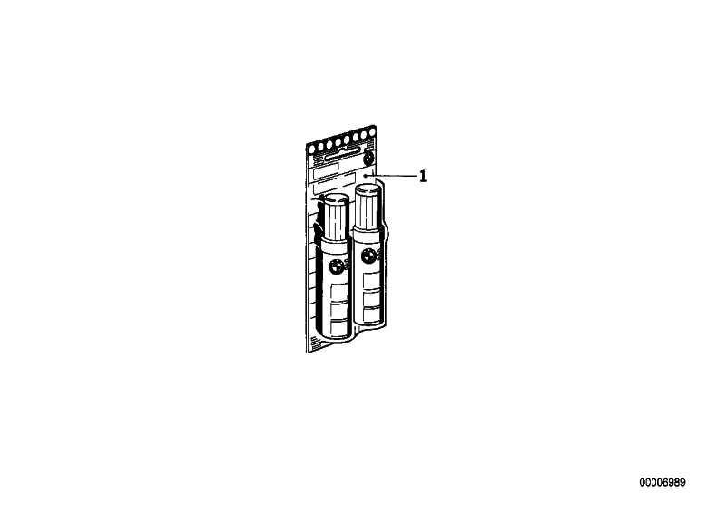 Lackstift Set Oxfordgrün II met. 2X12ML  430  (51910302200)
