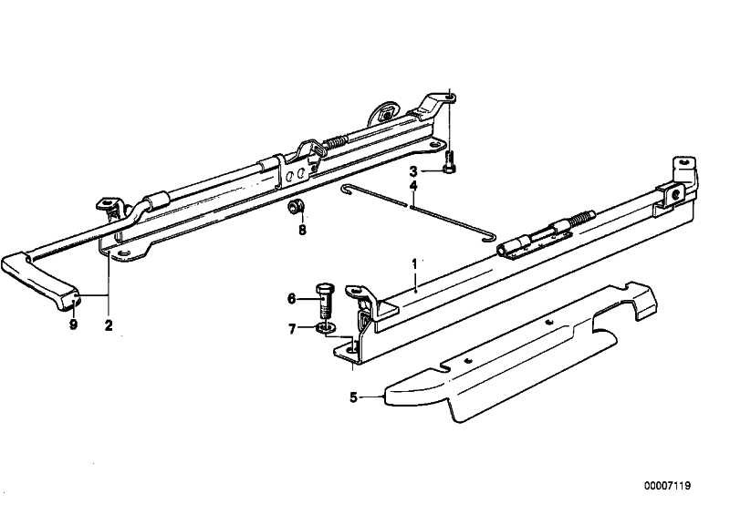 Sechskantschraube M10X25 8.8 5er 3er 7er 6er X5 Z1 Z3  X3  (07119908569)