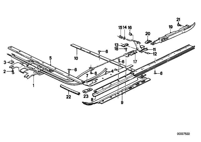 Getriebeplatte Elektr.  3er  (54121906424)