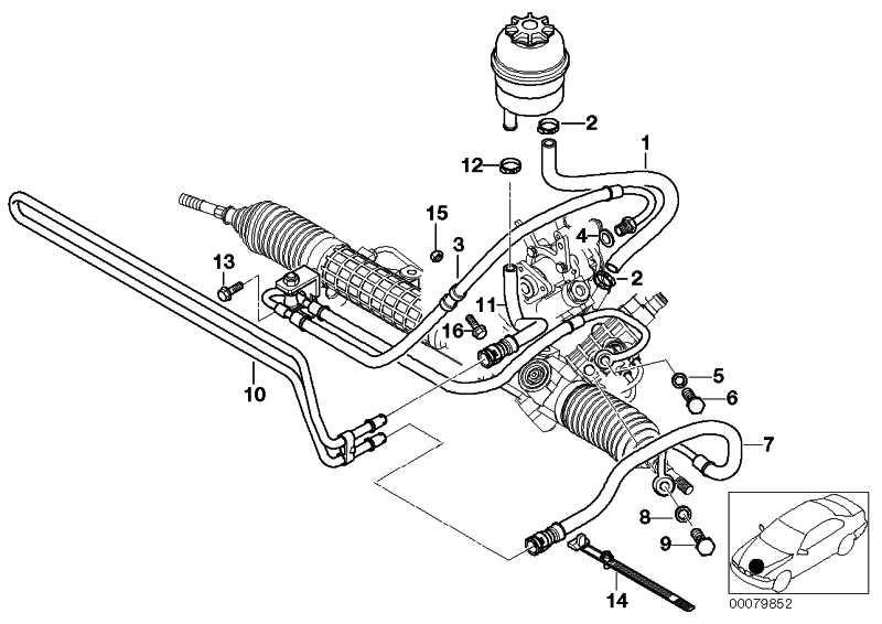 Kühlerrücklaufleitung  3er  (32416796680)