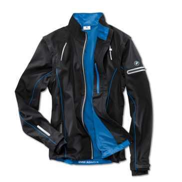 BMW Athletics Performance Funktionsjacke Herren schwarz