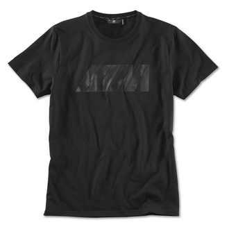 BMW M Herren T-Shirt schwarz