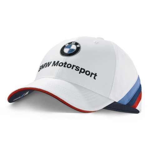 BMW Motorsport Team Cap weiß