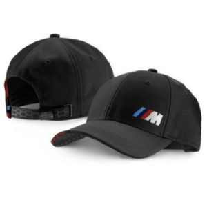 BMW M Kappe unisex schwarz