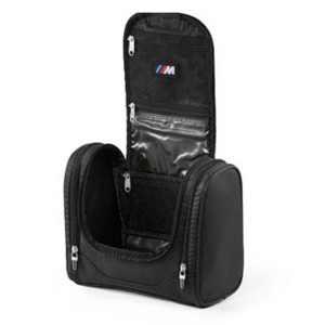 BMW M Kulturtasche schwarz