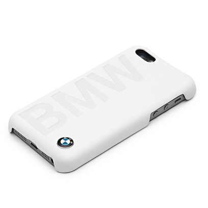 BMW Handy-Hartschale iPhone 5c / 5s weiß