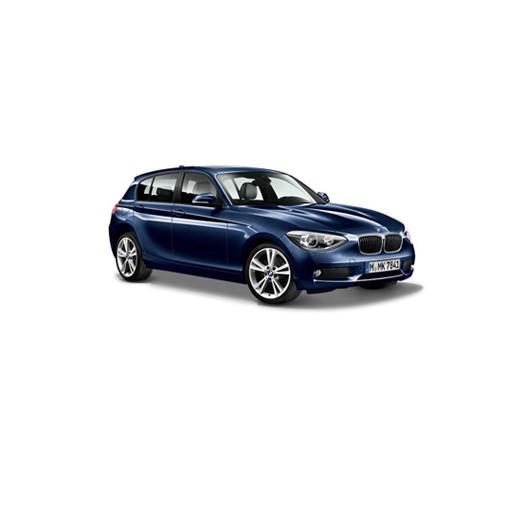 BMW 1er Fünftürer (F20) blau Miniatur 1:43