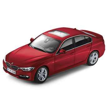 BMW 3er F30 Limousine melbourne red Miniatur 1:43