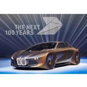 BMW Vision Miniatur 1:43