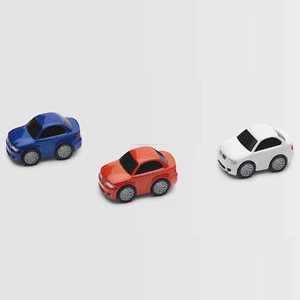 BMW Funcar Set 1er M Coupé Maßstab 1:100
