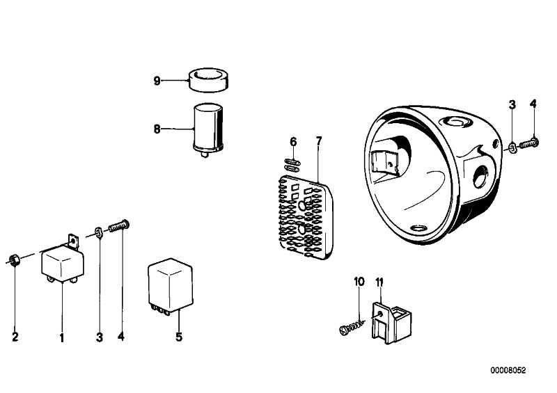 Kontaktplatte 51 R50/5-R90S  (61131357593)