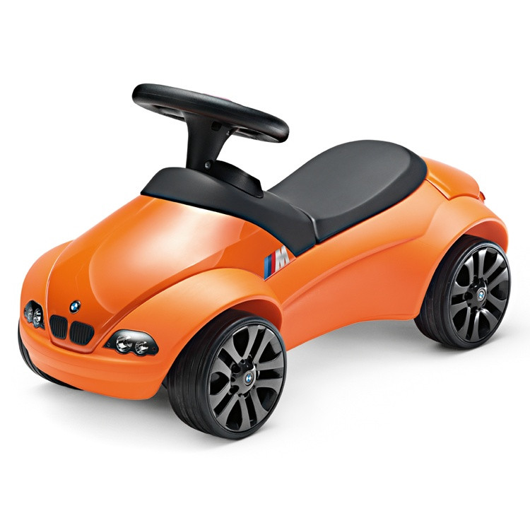 BMW Baby Racer II orange M3
