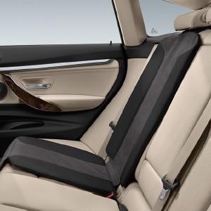 BMW Lehnenschutz / Kindersitzunterlage
