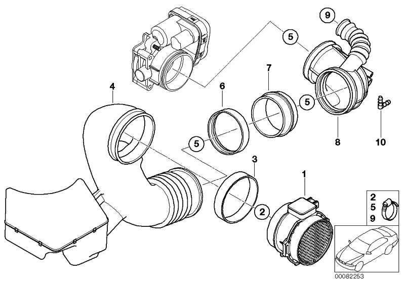 Ring  3er X5 Z3  (13541438760)