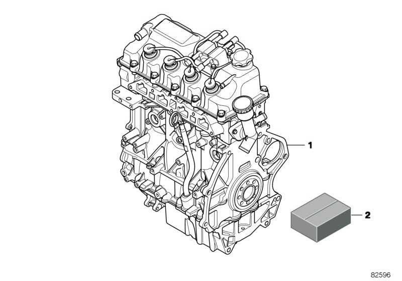 Austausch Triebwerk W10B16A         MINI  (11000430231)