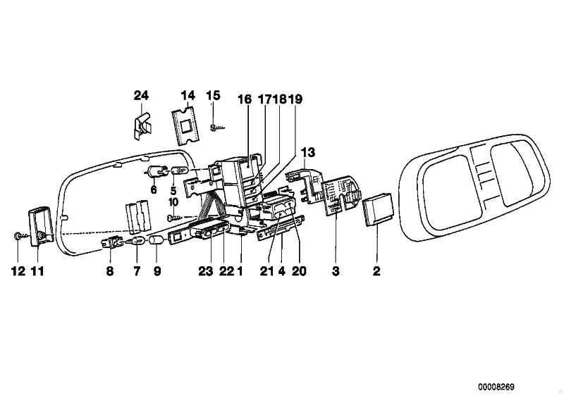 Leiterplatte Ganganzeige   (62111459238)