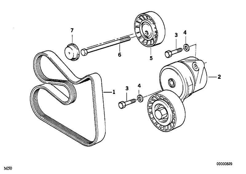 Sechskantschraube M10X150         3er 5er 6er 7er X3 X5 Z3 Z4  (07119904677)