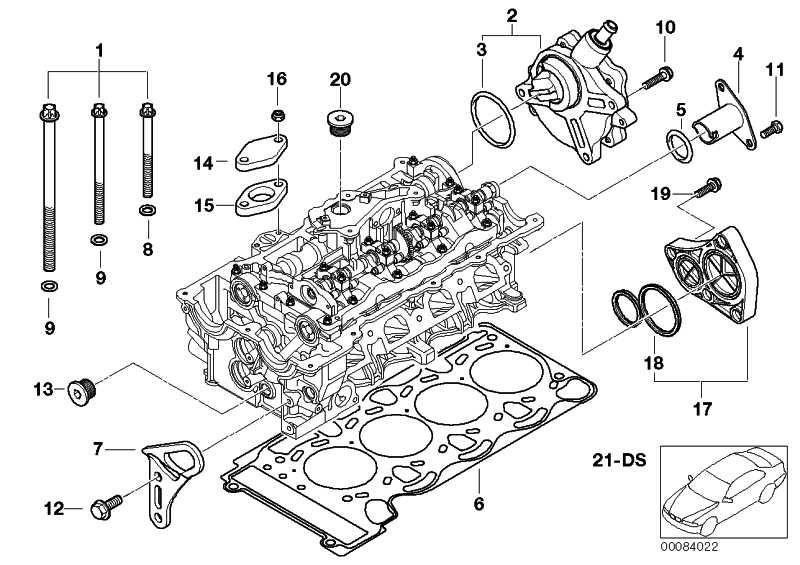 Vakuumpumpe  1er 3er 5er X1 X3 Z4  (11667542498)