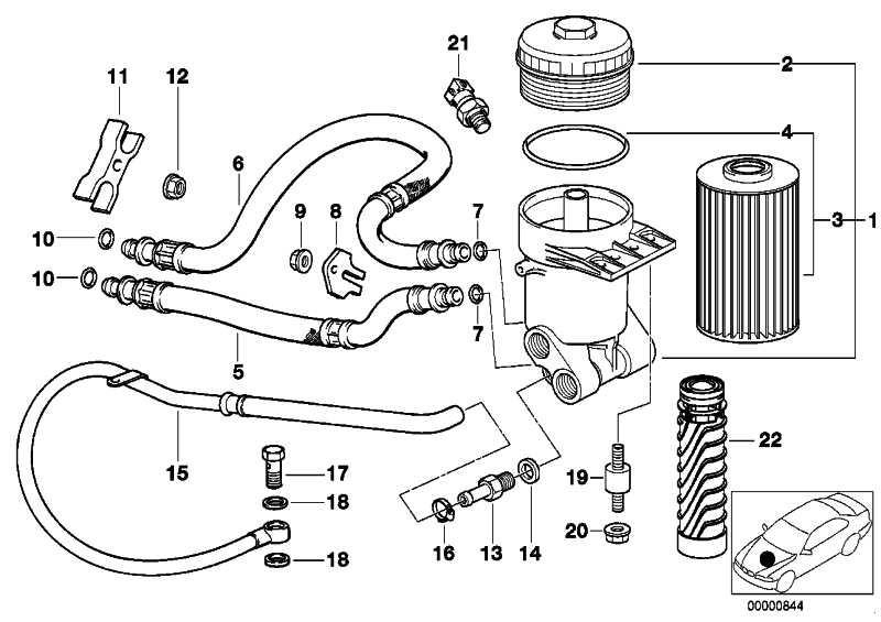 Öldruckschalter  5er 6er 7er 8er  (12611715504)