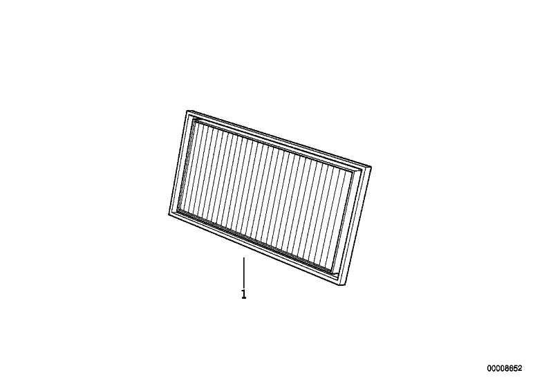 Mikrofilter  3er  (64311394093)