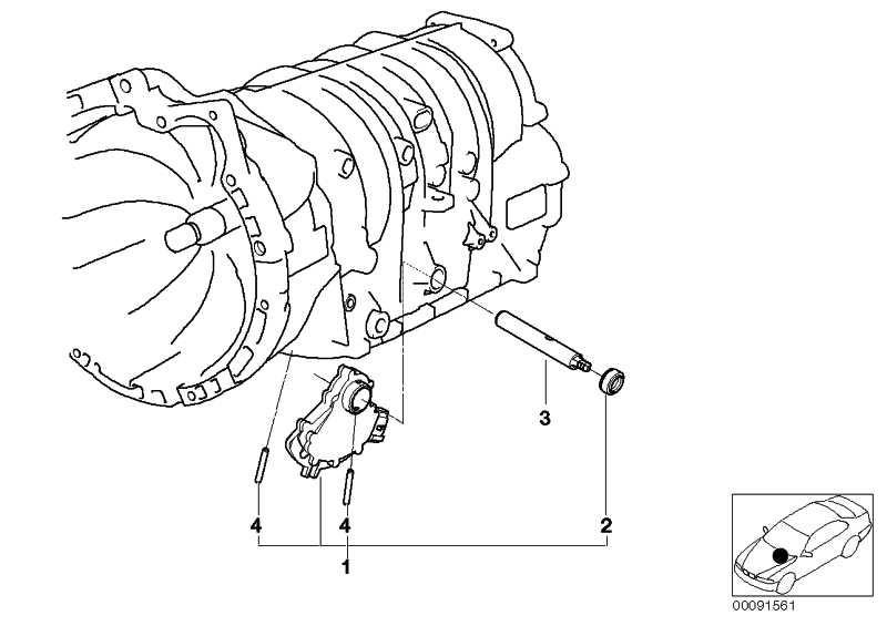 Reparatursatz Wellendichtring  3er 5er X3 X5 Z3  (24501423606)