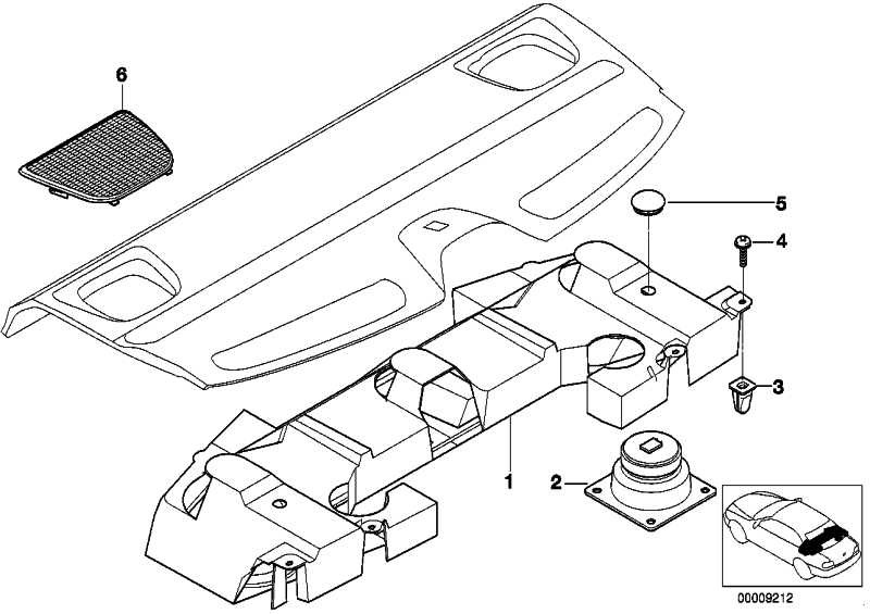 Subwooferbox Top-Hifi-System  5er  (65136908549)