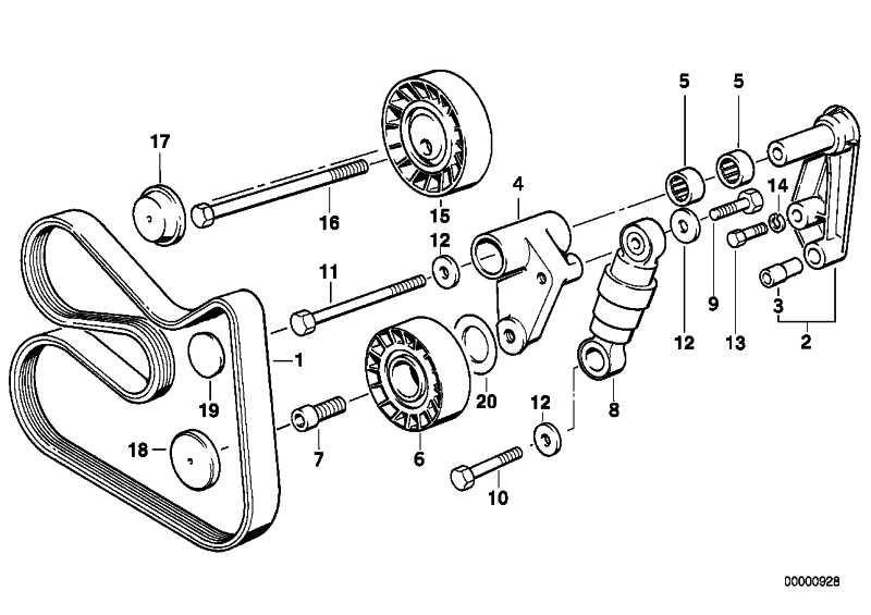 Zylinderschraube M10X25          3er 5er 7er X3 X5 Z3 Z4  (07129905534)