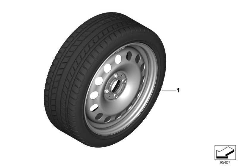 Reifen Mobility Set  MINI  (71100415037)