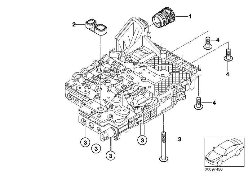 Adapter  3er 5er 6er 7er X3 X5 X6  (24347571211)