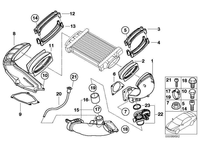 Leitung Saugrohrdruckfühler  MINI  (11651504943)