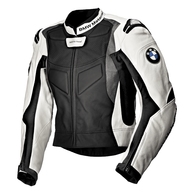 BMW Jacke Sport für Herren, schwarz/grau
