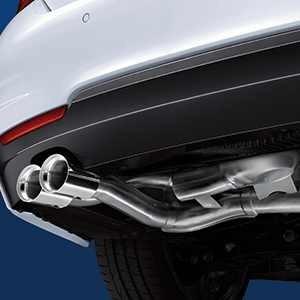 BMW M Performance Abgasanlage Active Sound 3er F30 LCI 318d 318dX 320d (B47 / N47N) 320dX F31 LCI 318d 318dX 320d (B47) 320dX 4er F32 418d 420d (B47) 420dX (B47) F33 420d (B47) F36 418d (B47) 420d (B47) 420dX (B47)