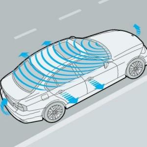 BMW Alarmanlage Nachrüstsatz 5er F07 F10 F11